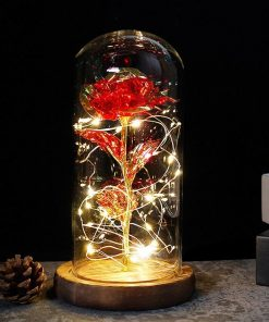 La Rose D'Or Fleurs Éternelle